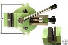 10127 GG-Tools Schraubstock mit Schnellspannvorrichtung 55mm