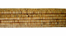Melon Shell Heishi Beads (4 - 5 mm , 24 Inches Strand)