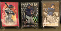 2019 Anthony Rizzo -Cubs Short Print # Card Lot (3) Inception, Topps, Topps Tek