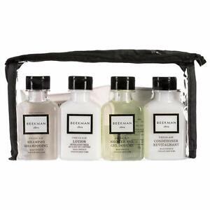 Beekman 1802 Fresh Air Goat Milk Amenity Kit - Gel, Shampoo, Cond, Lotion, Soap