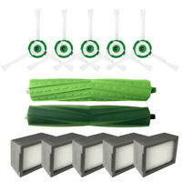 iRobot Roomba i7 i7+/i7 Plus E5 E6 E7 Side Brush Hepa Filters Bristle Brush Part