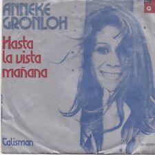 Anneke Gronloh-Hasta La Vista Manana vinyl single