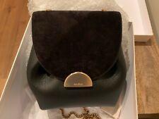 New Polène Numero Un Mini - noir, calf leather, original box and tissue