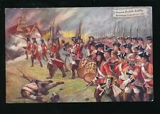 Military BLENHEIM Storming of the Village Tuck Oilette #9134 1908 PPC Woodville