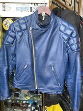 Nice Vintage TT Leather Motorcycle Jacket. Size 36