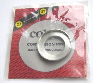 Cokin France 27-37mm Step-Up Stepping Ring 27mm Lens 37mm Filter 27-37 mm OEM