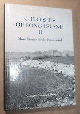 Ghosts of Long Island II : Stories Paranormal Signed Kerriann Brosky New York