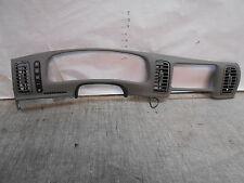 1998 Buick Park Avenue  Instrument cluster bezel dash trim panel 3 A/C vents