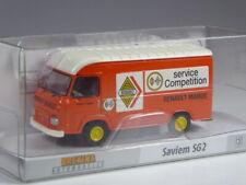 Klasse: Brekina Saviem SG 2 Renault Service Competition in OVP
