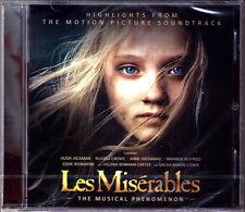 Les misérables CLAUDE-MICHEL SCHONBERG Russell Crowe OST Music CD Les Misérables