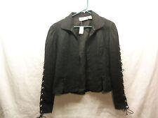 BN Museum Replicas Renaissance Clothes - Black Orchid Jacket - Size M