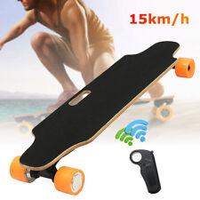 Electric Skateboard Longboard Skate Maple Long-board Wireless Remote Control