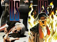 U.S. #1 - #2 Uncle Sam Alex Ross Vertigo Comics 1st Print 1997 Unread nm