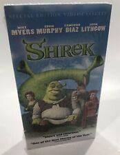 Shrek Vhs, 2001 Dreamworks