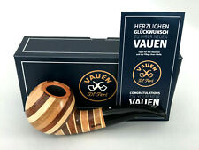 VAUEN Hawaii 237 Pfeife - 9mm Filter pipe pipa Made in Germany Weißpunkt