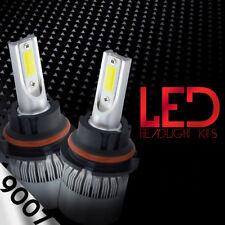 XENTEC LED HID Headlight kit 9007 HB5 White for 2000-2003 Chrysler Voyager