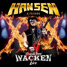 JAPAN CD KAI HANSEN Thank You Wacken Live w/ Bonus Track Helloween