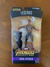 Marvel Legends Avengers Iron Spider Spider-Man Action Figure Thor BAF