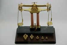 Franklin Mint 150Th Anniversary Gold Rush Balance Scale