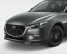 Mazda 3 Kuro Style Front Lip for 2016 BN Mazda 3 Hatch & Sedan Face Lift Model