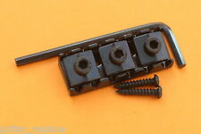 Locking Nut Floyd Rose 42 mm. Negro Ajustable Black Allen Key Adjustable Guitar