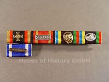 5er Feldspange BW-Soldat: BW-Ehrenkreuz Gold, SFOR, DSB, DLRG, NATO Yugoslavia