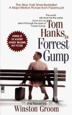 Forrest Gump (Movie Tie in) by Groom, Winston