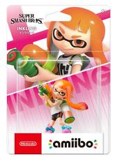 NEW Nintendo amiibo INKLING (Super Smash Brothers) JAPAN import NEW