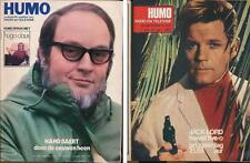 HUMO 1635 (3/6/71) NAND BAERT HUGO CLAUS JACK LORD NEIL YOUNG WILL TURA BOURVIL