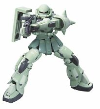Gunpla RG 1/144 MS-06F Mass-production type Zaku (Mobile Suit Gundam) From Japan