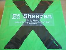 Ed Sheeran - X (Multiply) (2014)  CD Deluxe Edition  NEW/SEALED  SPEEDYPOST