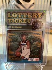 Anthony Edwards Rookie Lottery Ticket Panini Contenders Draft 2020 NBA
