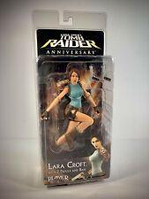 "Neca Tomb Raider Lara Croft 7"" Anniversary Figure Player Select AUTHENTIC NEW"
