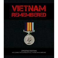 Vietnam Remembered Roll of every Australian Digger who served NEW BOOK