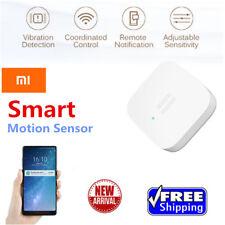 Xiaomi Aqara ZigBee Smart Vibration Motion Sensor For Home Safety Real-Time New