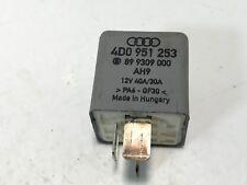 Audi A4 VolksWagen Passat Fuel Pump Relay Unit P: 4D0 951 253 OEM Warranty