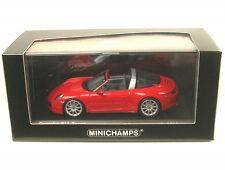 PORSCHE 911 Targa (rosso Indaco) 2013