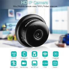 FLOUREON 960P HD Wifi Wireless Mini CCTV Security IP Camera System Night Vision