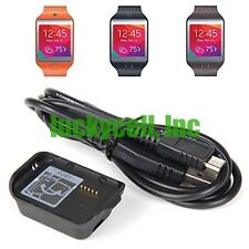Dock Cradle Station Charger For Samsung Gear 2 Neo SM-R381 Wristwatch Smartwatch