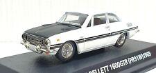 1/64 Konami 1969 ISUZU BELLETT 1600GTR WHITE diecast car model