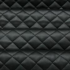 DIAMOND Quilted Faux Leather in similpelle INTERNI AUTO MORBIDO TESSUTO TAPPEZZERIA