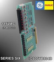 GE FANUC IC600YB804B Input Module 115 VAC