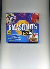 SMASH HITS NO.1S - CULTURE CLUB KATE BUSH KYLIE MINOGUE COLDPLAY - 3 CDS - NEW!!