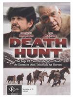 Death Hunt - DVD [New/Sealed]