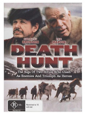 Death Hunt - DVD [New/Sealed]