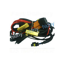 HID Load Resistor Relay Harness Wire Dodge Dakota Durango All Size Bulbs
