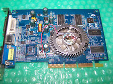 PNY GeForce fx5500 256 Mo DDR AGP VGA/DVI/TVO Graphics Card