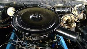 1964 Cadillac Series 62 429 V8 Air Cleaner Assembly OEM (Base and Lid)