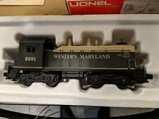 Lionel # 6-18501 Western Maryland NW-2 Diesel Switcher NIB C-9