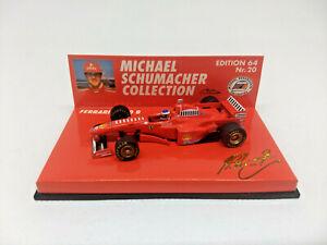 MINICHAMPS 1:64 - Ferrari F 310 B Michael Schumacher Collection 1997 510976405